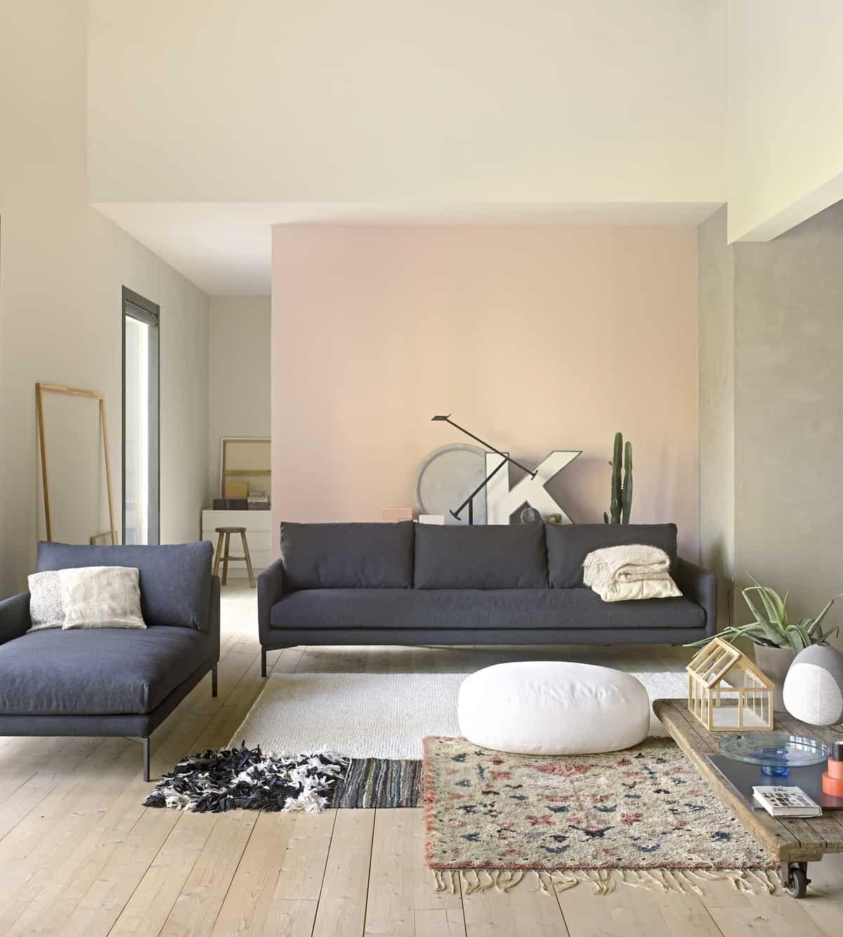 Sofa interiør