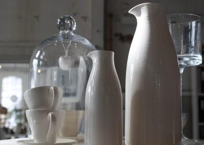 Keramikk fra Bruka